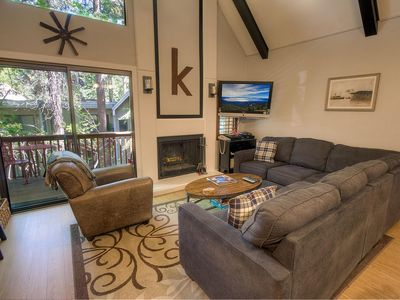 Photo for Cancel for Free Incline Village Retreat w/3 Bedrooms