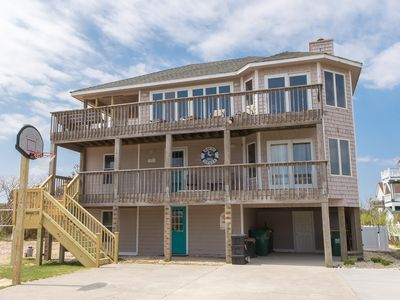 Photo for C0499 Nauti Gulls. *JULY & AUGUST DEALS*  Ocean View, Pool, Hot Tub, Pets OK.