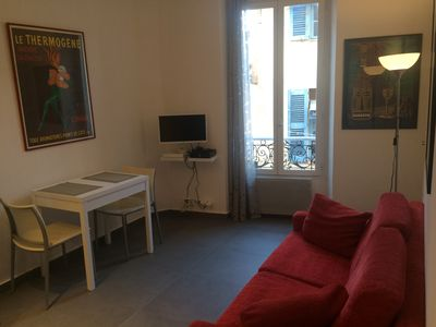 Photo for CHARMING TWO ROOMS (2 BEDS) IDEAL HOLIDAYS AND CONGRESSES