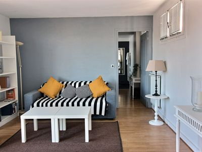 Photo for 115094 - Apartment for 3 people, metro Boucicaut