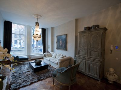 Photo for Keizersgracht Residence - Presidential Canal Suite