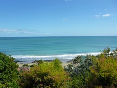 Photo for Ahipara - Ninety Mile Beach Quiet secluded studio