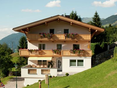 Photo for Spacious Holiday Home in Gerlosberg with Terrace
