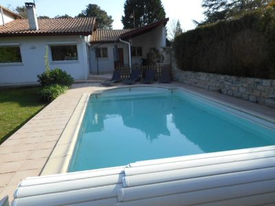 Photo for House Type T5 15 minutes from Biarritz and Hossegor with garden and pool