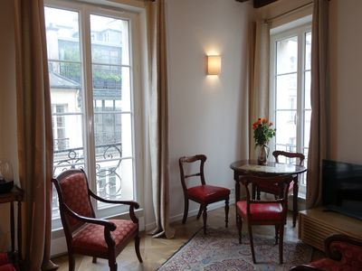 Photo for Charming and renoved T2, heart of Saint Germain