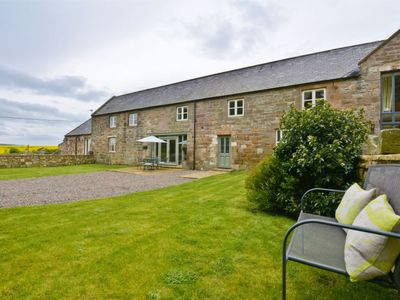 Photo for Vacation home Silver Fox Barn in Alnwick - 6 persons, 3 bedrooms