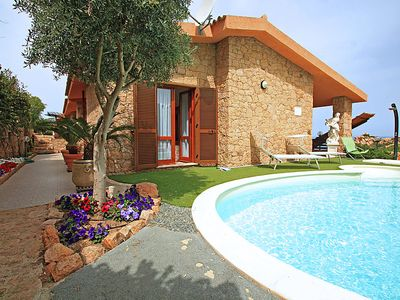 Photo for Vacation home Gatti in Costa Paradiso - 8 persons, 3 bedrooms