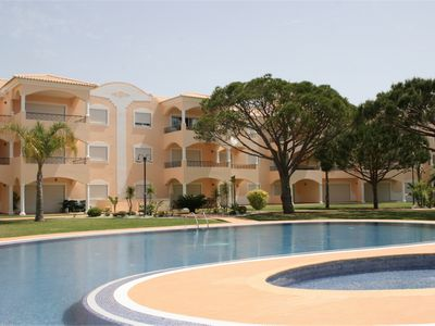 Photo for Luxury Apartment with large Pool and gardens