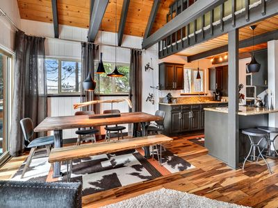 Photo for Upscale Tahoe Donner Cabin