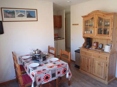 Photo for Apartment for 5 people - 1 bedroom - Near pistes, shops and balneotherapy
