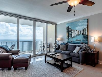 Photo for San Carlos Luxury Beachfront Condo 3 Bedrooms