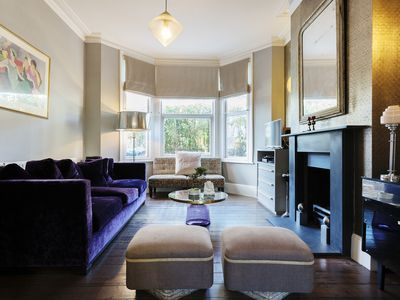 Photo for 2 bed property, styled by an award winning interior designer, Queens Park- Veeve