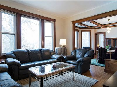 Photo for FAMILY FRIENDLY, CONVENIENT NORTHCENTER NEIGHBORHOOD, BEAUTIFUL 2 BDRM. FRE