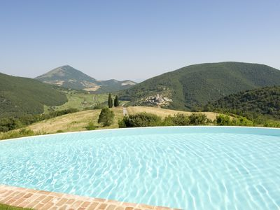 Photo for Lots of luxury vacation with private pools and golf clubs close by up to 18 sleeps