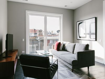 Photo for Sonder | Wrigley Field | Bold 2BR + Terrace