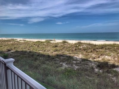 Photo for Anna Maria Island Club 38, Condo 2 Bedroom/ 2 Bath ocean view, maximum occupancy of 4 people.