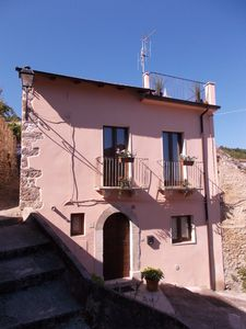 Photo for Casa Rosa Detached Cottage in Village with Roof Terrace, Garden, BBQ & Free WiFi