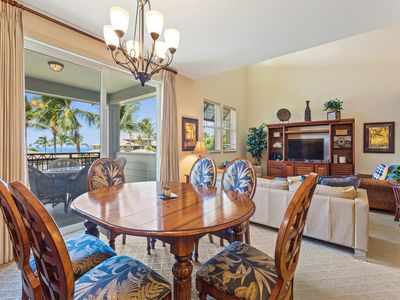 Photo for Halii Kai Waikoloa Resort 3BR Ocean View Townhome #17F
