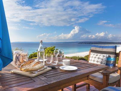 Photo for Luxury Beach Front Location - Two Houses - Sleeps 16