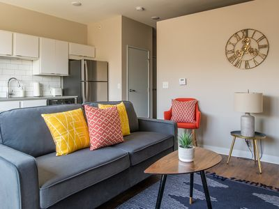Photo for Modern and Bright 1BR Suite