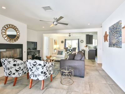 Photo for Palm Springs Villa with Pool Sleeps 6