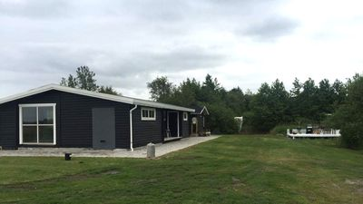 Photo for Sillerslevøre, Mors. Lovely holiday home peacefully located. 200 m. to the beach