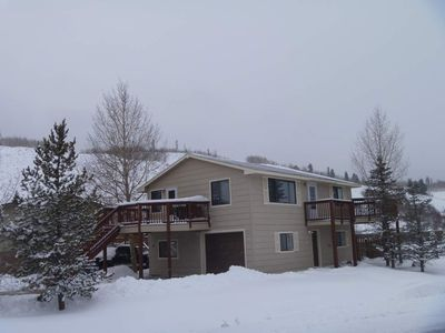 Photo for 3 Bedroom Single Family House in the Heart of Silverthorne-Conveniently Located