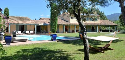 Photo for Beautiful and large Mediterranean villa of 240 m²