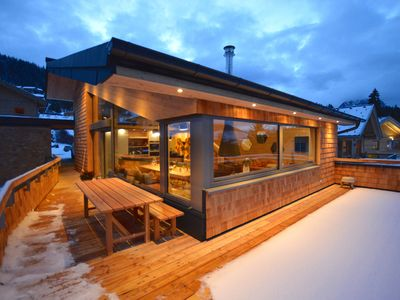 Photo for Dreamlike luxury chalet - in the ski resort Dachstein-West