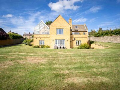 Photo for Landgate House is a spacious family home, located at the end of a lane in the village of Blockley