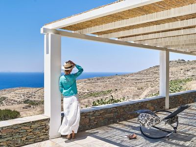 Photo for The Aegean Blue Hidden Paradise in Folegandros Island