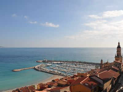 Photo for Lovely fully renovated studio in a pedestrian street in the old Menton