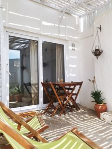 Photo for Bungalow. Cozy Bungalow with 20 meters from the beach and 50 from the Natural Park