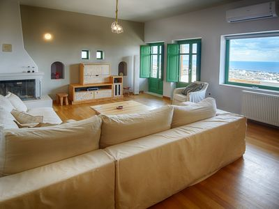 Photo for Santo Aloe Villa, 160 sq.m, Private, Ideal for Families, Friends, Couples