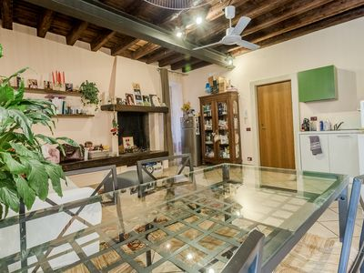 Photo for Dimora Cadrega 1 Typical apartment in the historical center-4 sleeps