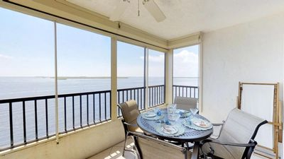 Photo for Punta Rassa - Unit 404   Furnished Waterfront Condo
