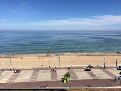 Photo for 2 rooms villers-sur-mer - sea front