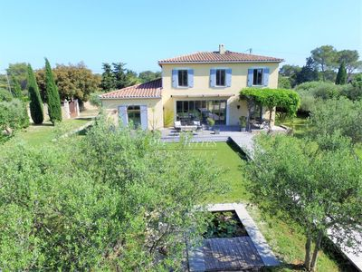 Photo for CONTEMPORARY HOUSE SOUTH OF FRANCE WITH POOL
