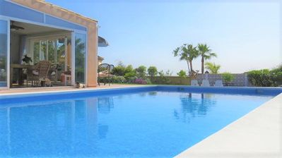 Photo for 3BR Villa Vacation Rental in Estepona, Malaga