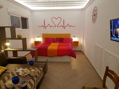 Photo for Beautiful studio in the center of Málaga / Cozy study in Málaga Center