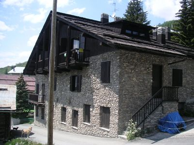Photo for Cabin near Sestriere relax view beautiful two-room apartment