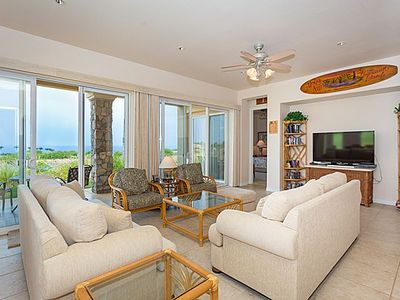 Photo for Two Bedroom Condo with Ocean Views at Mauna Kea Resort!