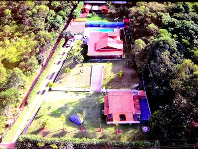Photo for PROMOTION - ARE 2 HOUSES WITH SWIMMING POOL AND YOU ONLY PAY FOR 1! SPECIAL VALUE FOR THE SDS