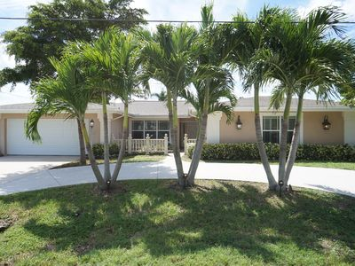 Photo for 2 Master Suite Gulf Access Canal/ Pool Home, Only minutes to open water.
