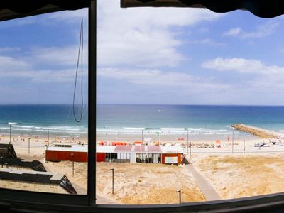 Photo for NEW! Amazing Apartment With Panoramic Beach View in Caparica