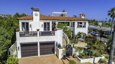Photo for NEW LISTING: OCEAN VIEW SPANISH VILLA