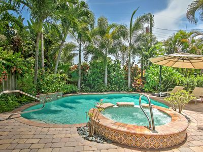 Photo for 'Secret Oasis' Ft. Lauderdale Home w/Private Pool!