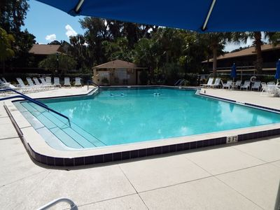 Photo for Tropical Paradise Close to Beach and Orlando