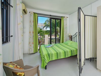 Photo for Cozy Beach Apartment # 1 Pereybere Grand Baie