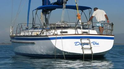 40ft Sailing Yacht in Montego Bay